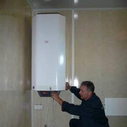 Установка водонагревателя в Киселевске. Монтаж и замена бойлера г.Киселевск.